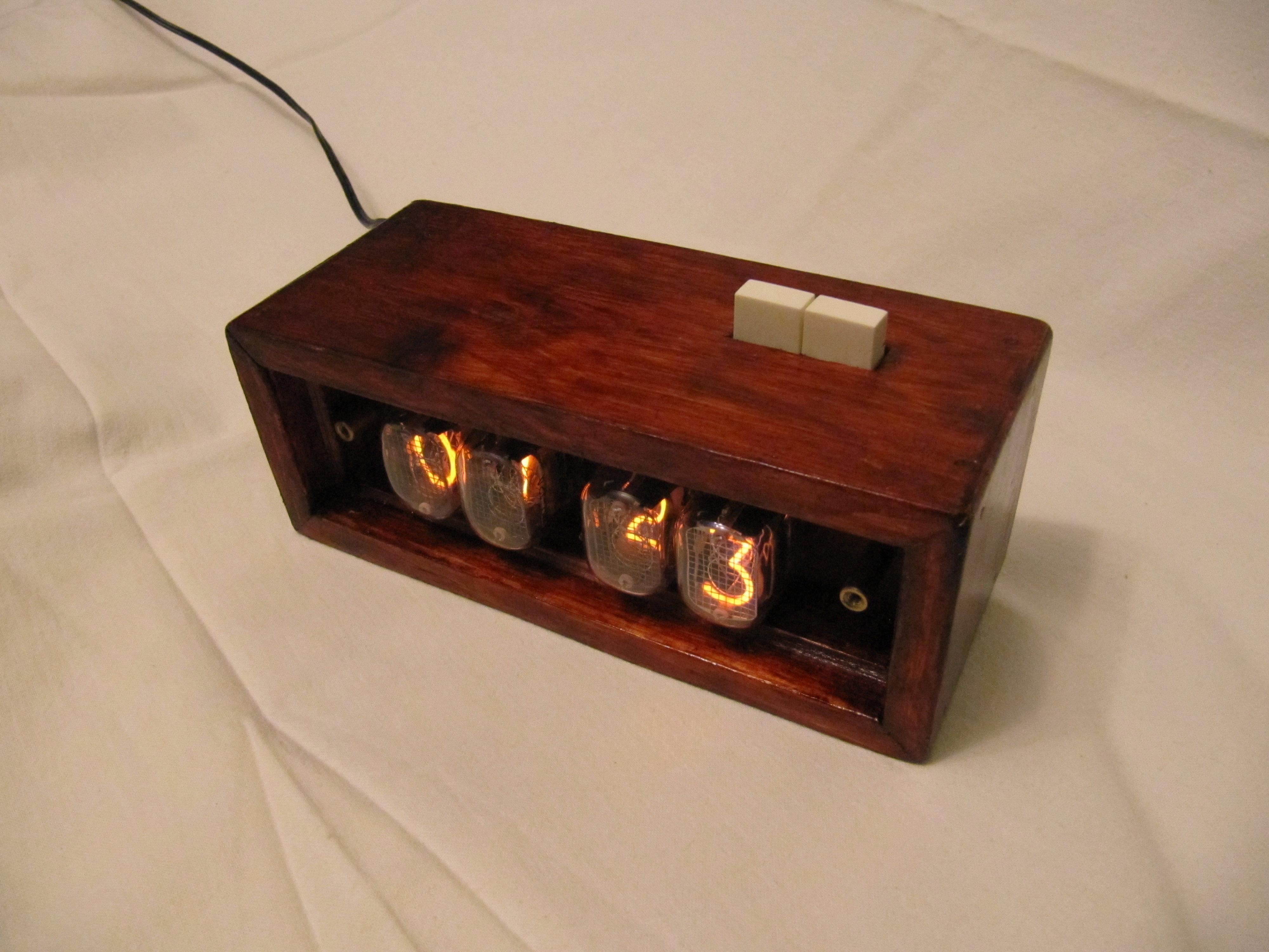 инструкция настольных часов электроника-6